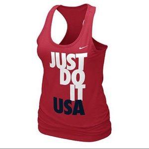 Nike 2012 Olympics USA tank